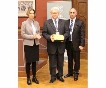 Elismerésben részesülők - Prof. Dr. Rózsa Imre - nyugdíjas sebész Semmelweis Orvostudományi Egyetem professzor emeritusa