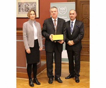 Elismerésben részesülők - Dévai Endre - Innomed Medical Zrt. elnöke