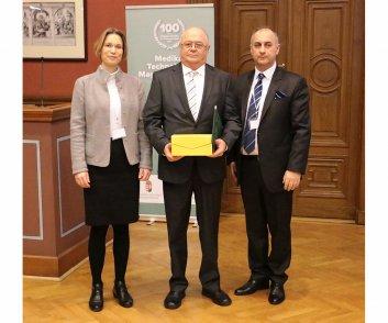 Elismerésben részesülők - Antal István - Medimetál Kft. ügyvezető igazgatója