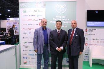 (b-j) Dr. Nagy Miklós - Zhu Yun Ping - Dr. Steiner Arnold / 2018.10.12