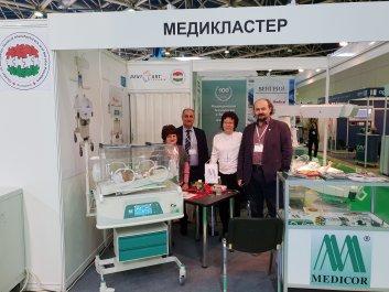 Moszkva -Zdravookhraneniye_2018.12.03 MediKlaszter 23E35 stand