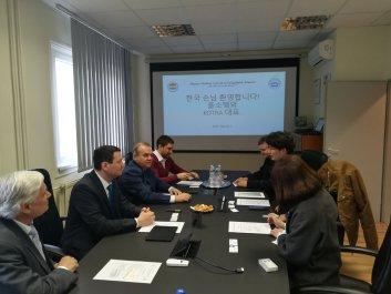 MediKlaszter - Koreai traumatológiai szakmai nap 2019.03.07